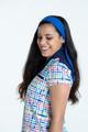 KINONA Shoulder Opener Short Sleeve Polo - Blurred Lines