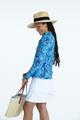 KINONA Keep It Covered Long Sleeve Mock - Crazy Daisy