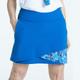 KINONA Wrap It Up Golf Skort - Blueberry Blue