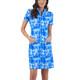 IBKUL Rue Short Sleeve Dress