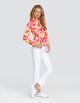 Tail Ani UV50 Long Sleeve Sun Mock - Mahalo Blooms