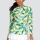 Tail Sunshine UV50 Long Sleeve Sun Mock - Bananarama