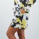 Amy Sport Monarch Beach Skort - Yellow Tie Dye