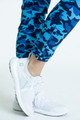 KINONA Tailored and Trim Jogger - Hidden In Site Blue