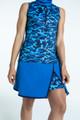 KINONA Peek and Play Skort - Blueberry Blue Camo