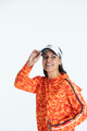 KINONA Hit The Range Hoodie - Hidden In Site Orange