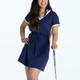 KINONA Go Anywhere Golf Dress - Navy