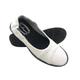Sandbaggers Lynnsey Ballet Golf Shoe - White