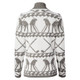 Daily Sports Gilvie Knit Sweater - White