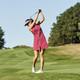 Daily Sports Glam Sleeveless Dress - Plum