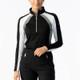 Daily Sports Roxa Long Sleeve Mock - Black/White