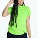 KINONA Two A Tee Short Sleeve Top - Chartreuse