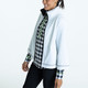 To The Nines Golf Jacket - White