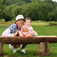 Jane Park & Baby Grace