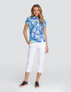 Michelle Top - Layered Lily