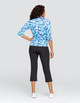 Tail Dolores 3/4 Sleeve Top - Geyser