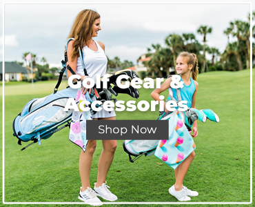 Ladies Golf Bags & Accessories