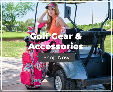 Ladies Golf Bags & Accessories