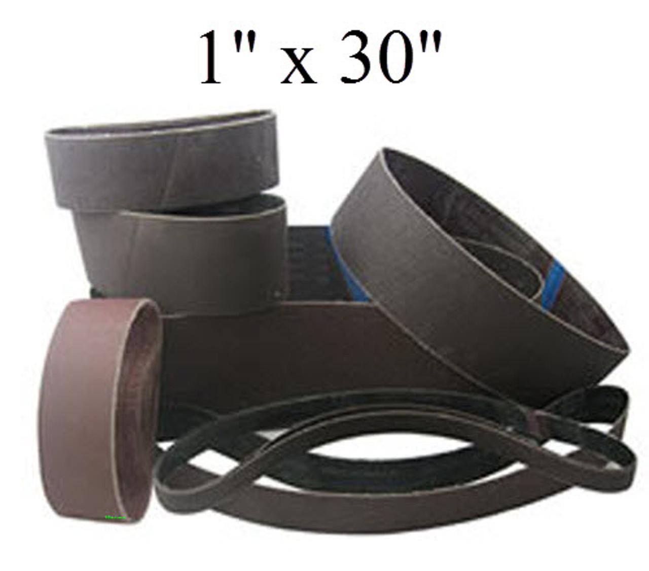 20 Pack 1//2 X 12 Inch 120 Grit Aluminum Oxide Air File Sanding Belts