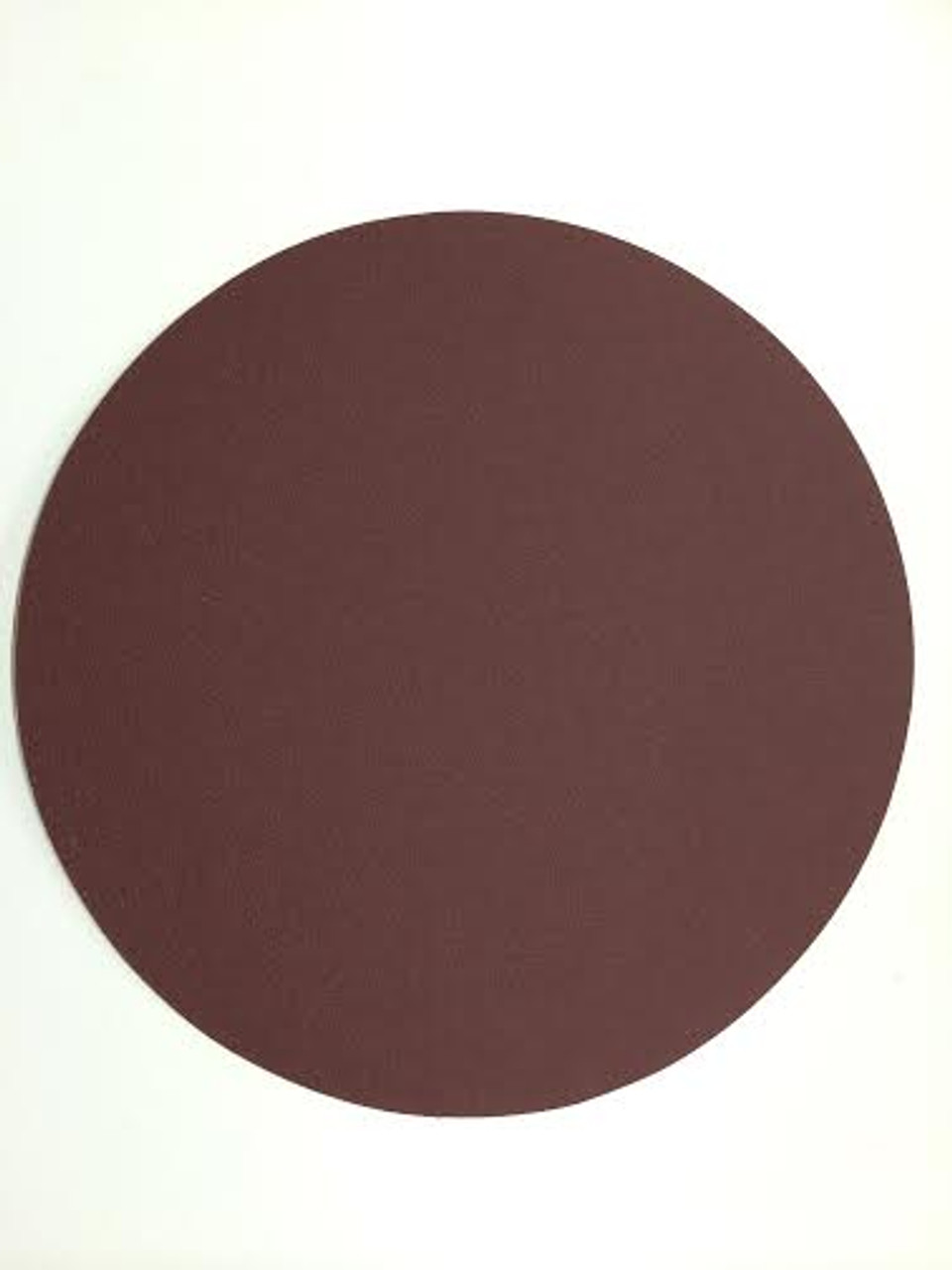 "10 count 12/"" PSA Sanding Disc 80 Grit Aluminum Oxide Resin Bond Cloth A//O X"