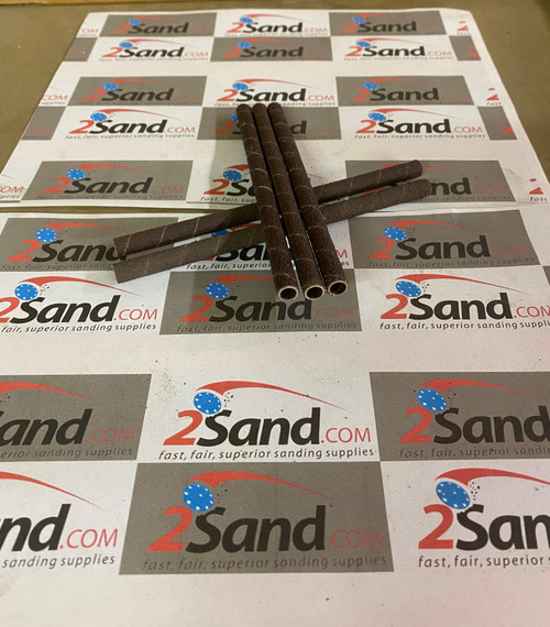 "2Sand 2/"" x 4-1//2/"" Spindle Sleeve 5-Pack"