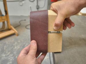 Assembling the Better Sanding Block