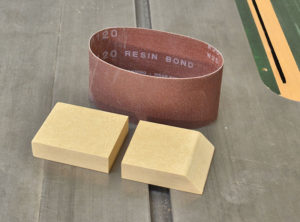 Pieces for the Better Sanding Block