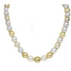 South Sea Pearl Necklace  13 - 10 MM Multicolor AAA-