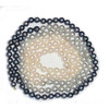 Akoya Pearl Ombre Opera Necklace  7.5 - 8 MM AAA