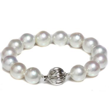 South Sea Pearl Bracelet 12 - 12.5MM AAA-