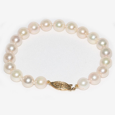 Akoya Pearl Bracelet 8 - 8.5 MM AAA