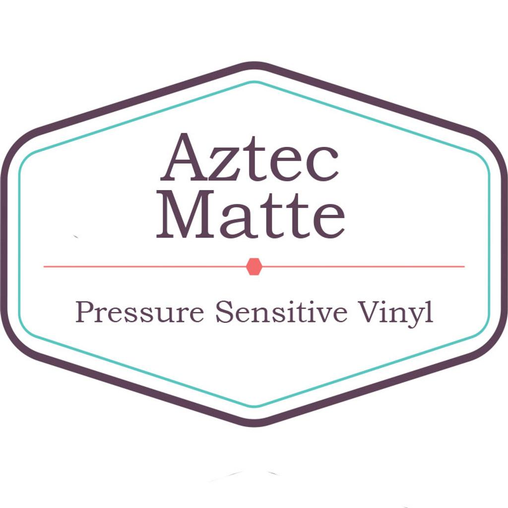 """Aztec Removeable Matte 12"""" Vinyl"""