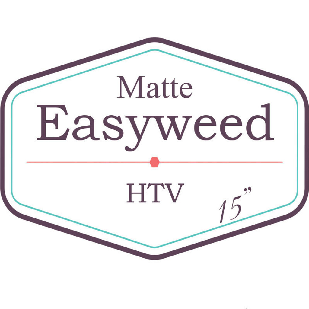 Matte Easyweed 15""