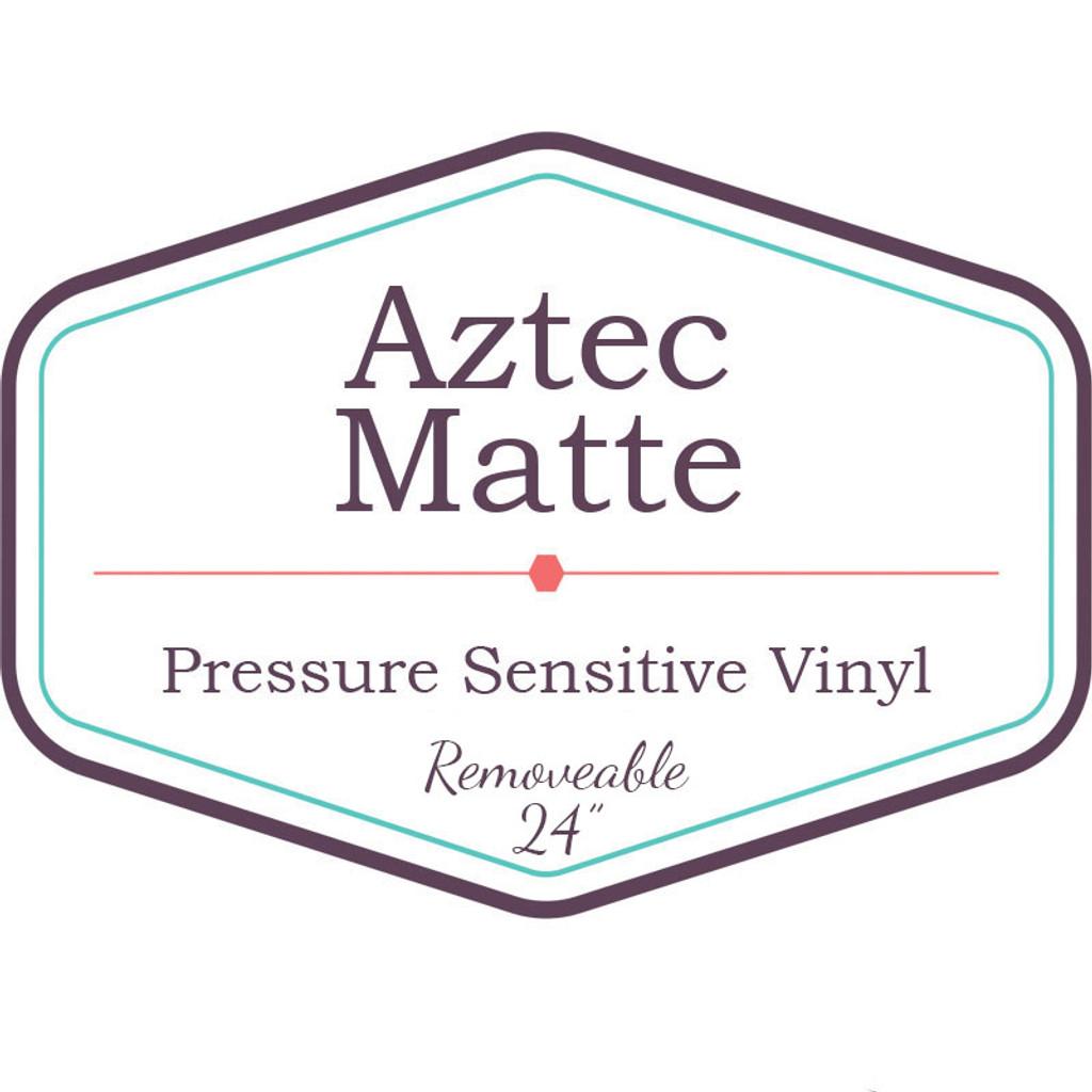 """Aztec Matte (Removeable) 24"""""""