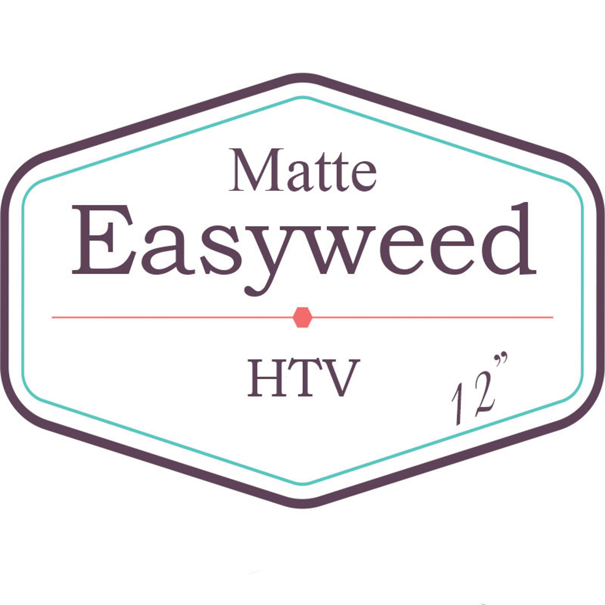 """Matte Easyweed 12 """""""