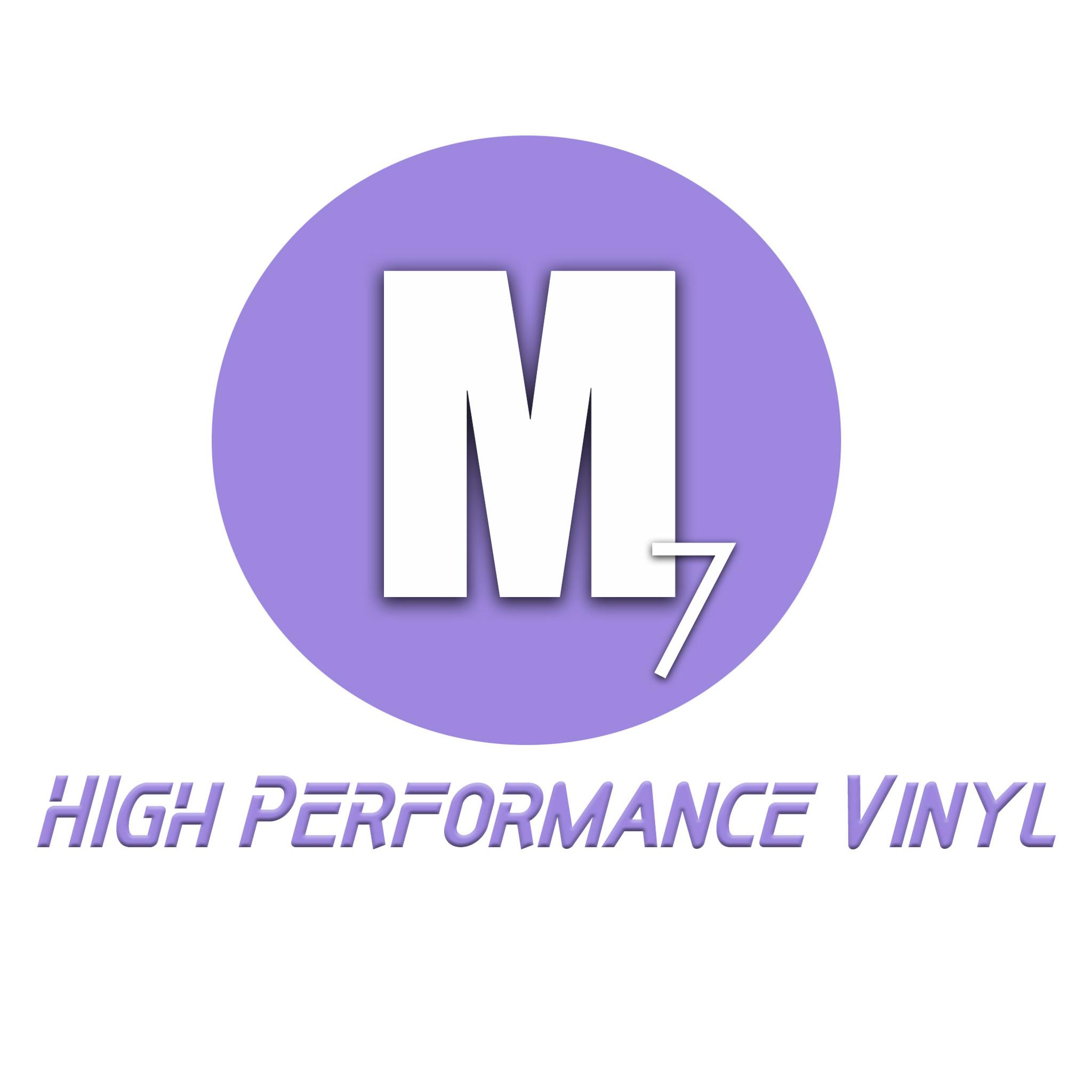 "M7 High Performance Vinyl 12"""