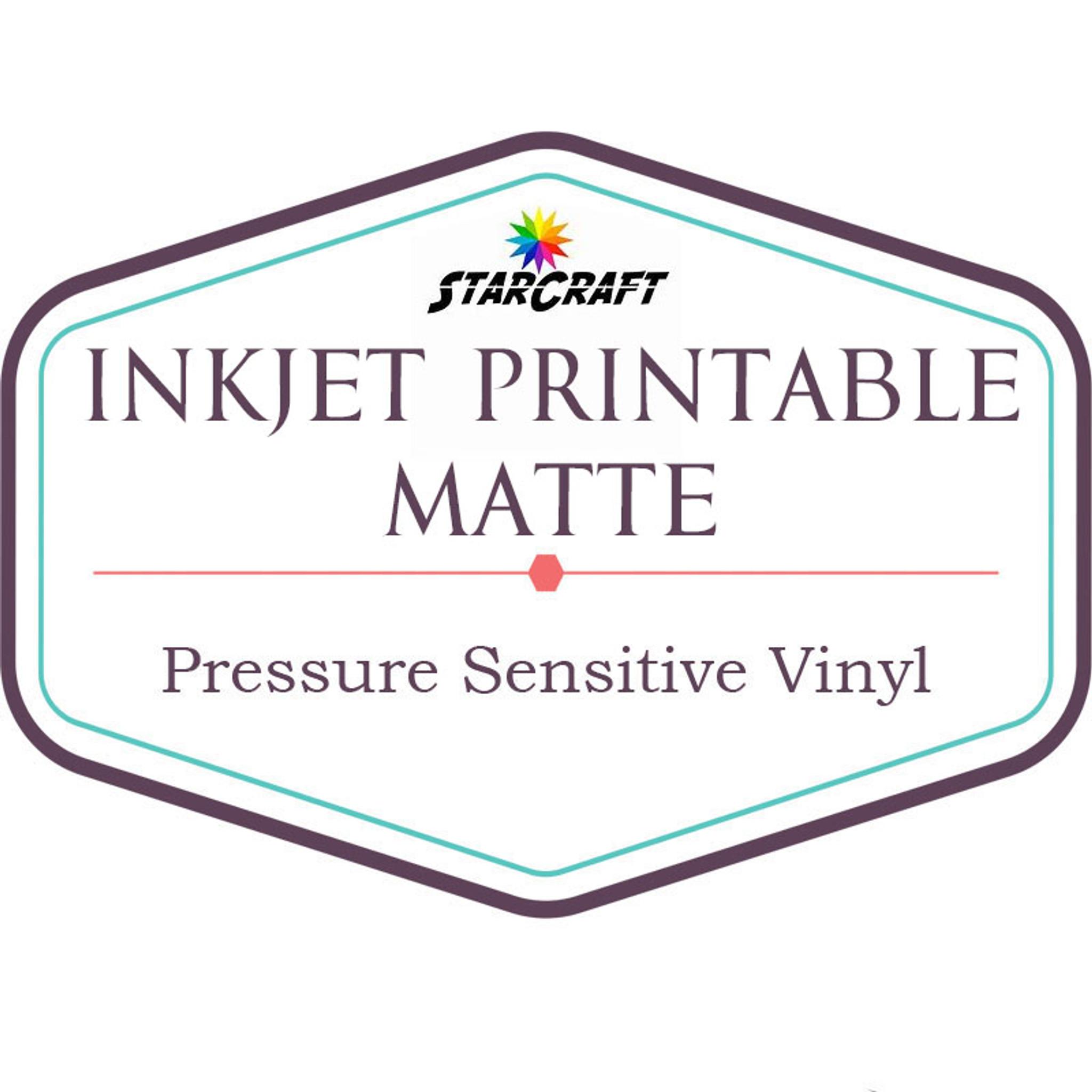 Starcraft Inkjet Printable Matte