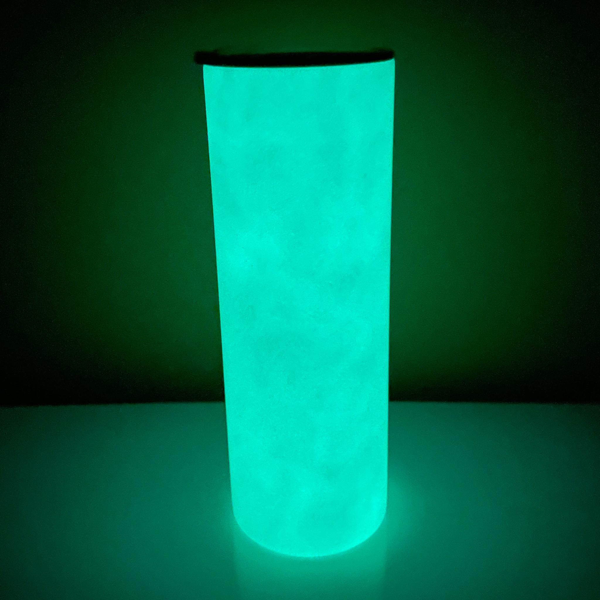 Glow In The Dark Tumbler