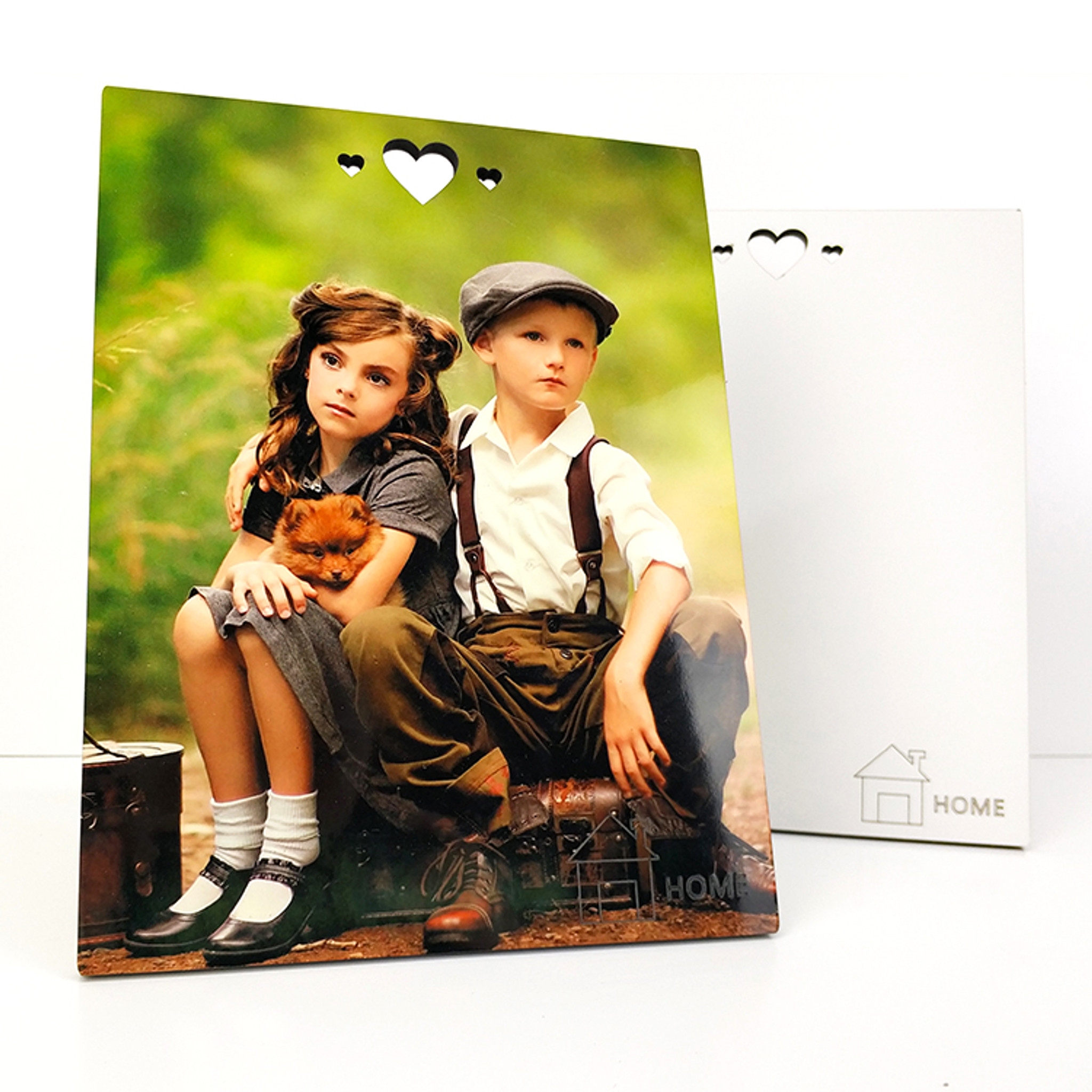 Heart and Home Photo Panel