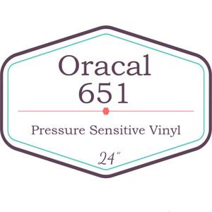 """Oracal 651  (24"""")"""