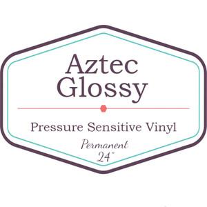 "Aztec Glossy (Permanent) 24"""