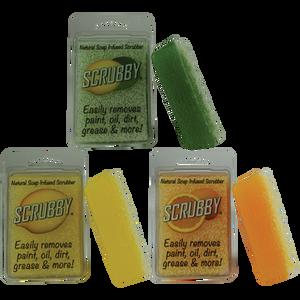 Scrubby Soap-Orange Scent