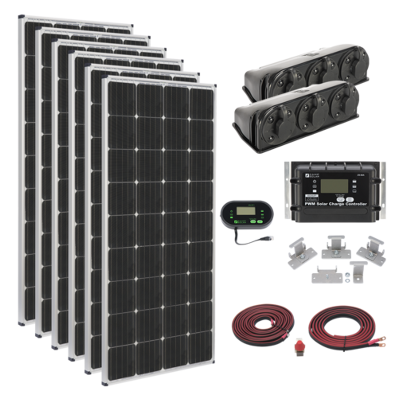 Complete Solar Systems