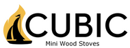 Cubic Mini Wood Stove
