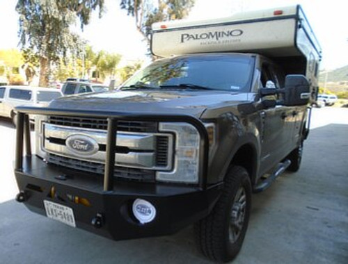 Front Bumper - Ford Superduty '17 & Up with camper