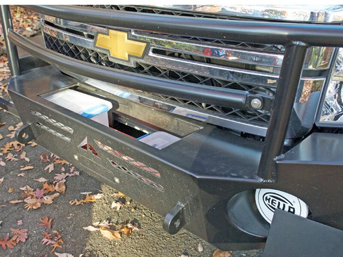 Removable Grill Crossbar
