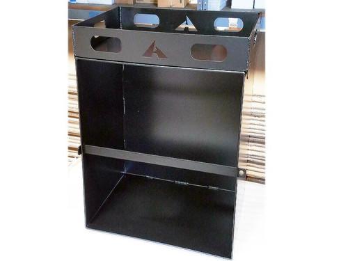 Fuel Locker Box (3 Jerry Can Capacity)