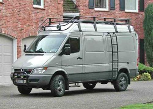 *Driver Side Ladder - Mercedes/Dodge T1N Sprinter '03 to '06