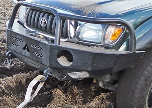 *Front Winch Bumper - Toyota Tacoma '01 to '04