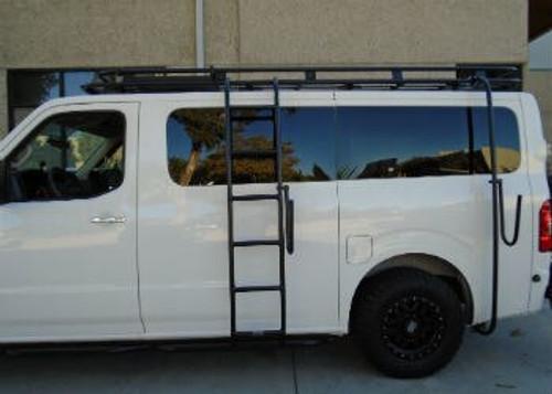 *Driver Side Ladder - Nissan NV '11 & Up
